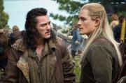 Orlando Bloom torna al cinema con arco, frecce e trecce bionde