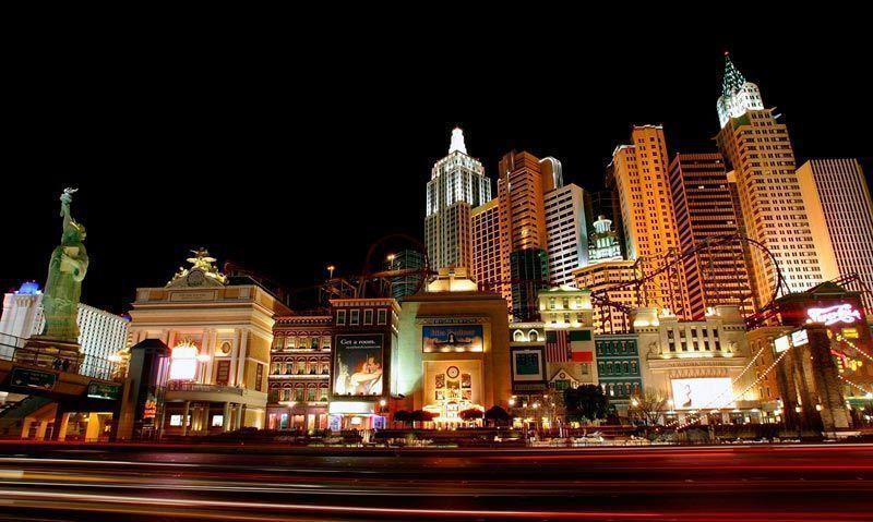 Gancio fino bar Las Vegas