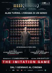 Benedict Cumberbatch porta in scena la vita di Alan Turing
