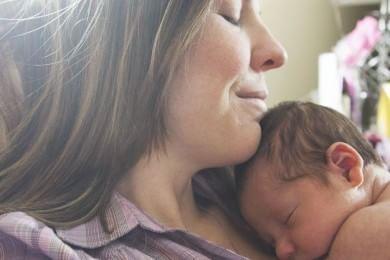 Fotografia della maternità in Italia: i dati
