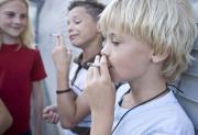 I giovanissimi, tra alcol e fumo