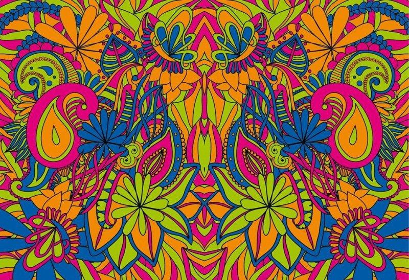 Guarire dallo stress con disegni e pennarelli for Disegni pesciolino arcobaleno