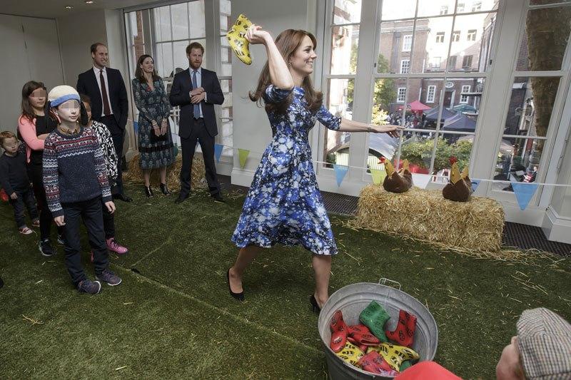 Miglior prezzo limpido in vista migliore vendita Kate Middleton sfida William al lancio dello stivale - Moda ...