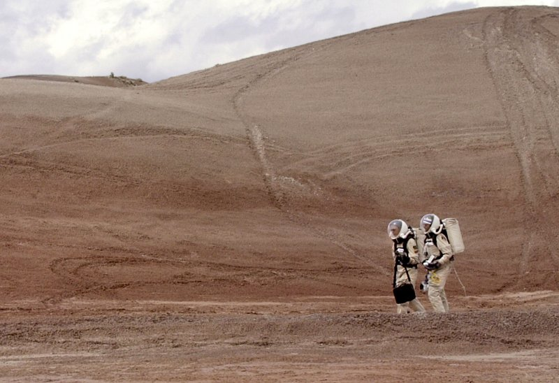 Su Marte per capire la vita