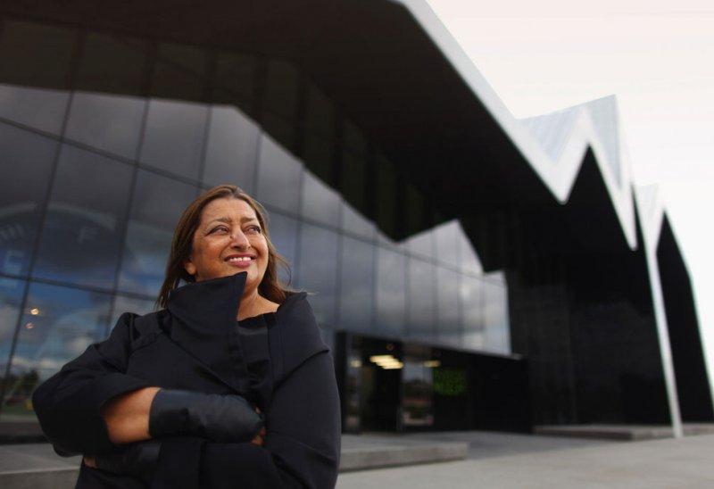 Addio a Zaha Hadid, la regina dell'architettura