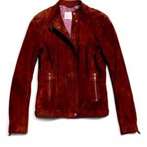 scopri le ultime tendenze imbattuto x originale La giacca di camoscio - Oggetto del giorno - D.it Repubblica
