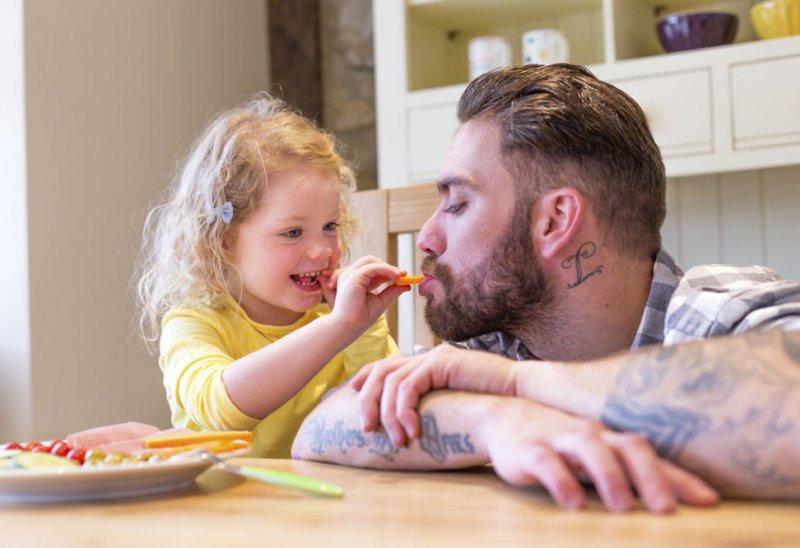 Babbo e chef: le ricette golose dei papà per i loro bambini