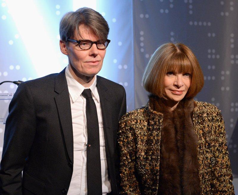 Andrew Bolton e Anna Wintour