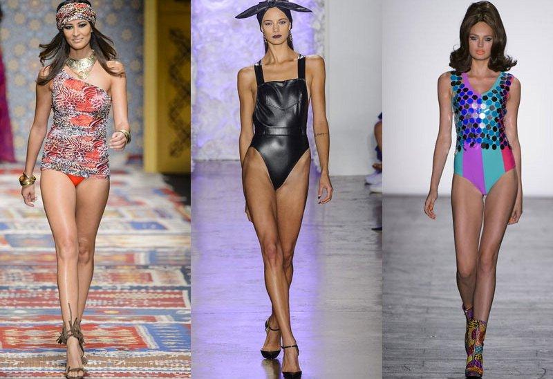 Lo swimwear diventa couture moda repubblica - Costumi da bagno fisico a pera ...