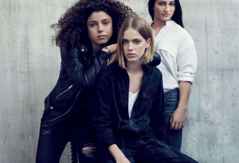 Alice Degradi, pallavolista, Laura Marazzi, modella e Arianna Rocca, ginnasta