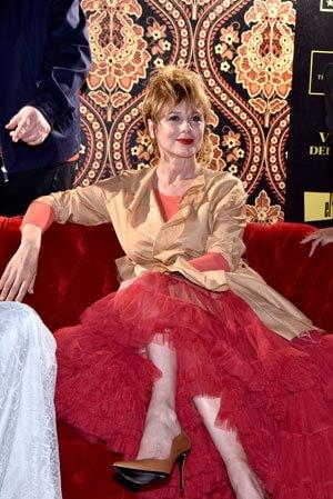Emma Suarez: così Almodovar mi ha trasformata in Julieta