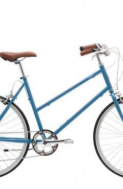 La bicicletta azzurra
