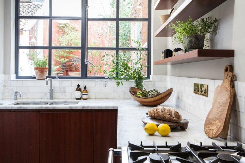 Come prendersi cura di questi 6 materiali per il top della - Materiali top cucina ...