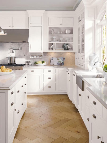 Come prendersi cura di questi 6 materiali per il top della cucina ...