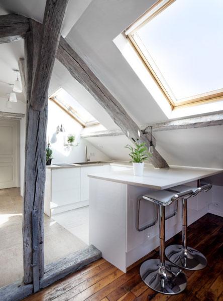 Ecco come costruire una cucina nel corridoio di casa d - Costruire la casa ...