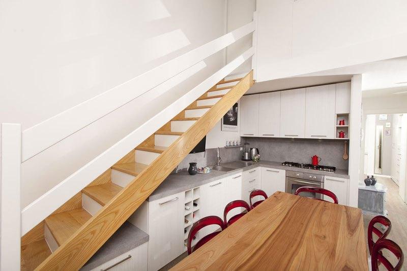 Ecco come costruire una cucina nel corridoio di casa - D - la ...