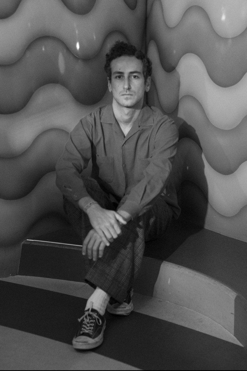 Un ritratto di Francesco Risso, neo-direttore creativo di Marni