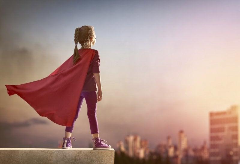 La conquista della solitudine rende più forti i nostri bambini