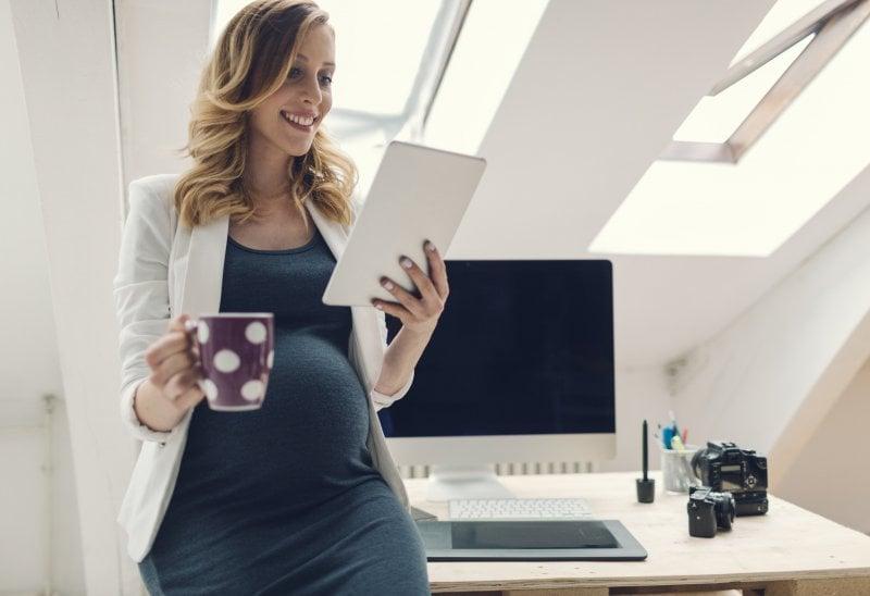 Kate, blogger e single: a 41 anni sono finalmente incinta