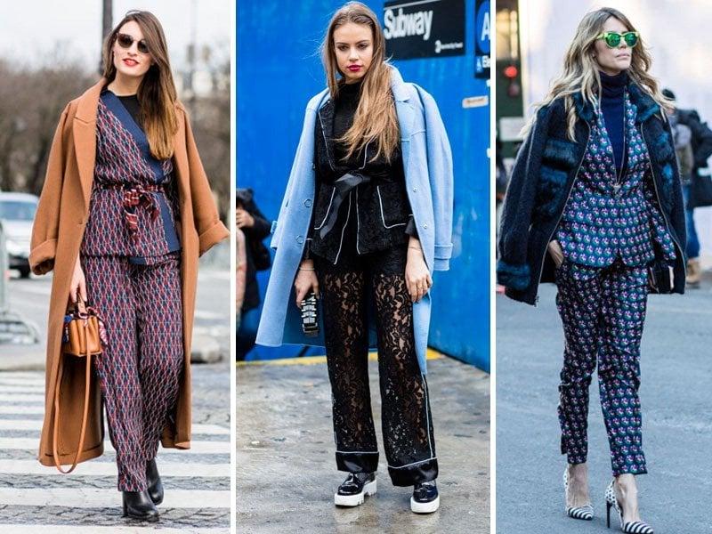 outlet 1e7d4 75ef4 Completo a pigiama: il look del momento - Moda - D.it Repubblica