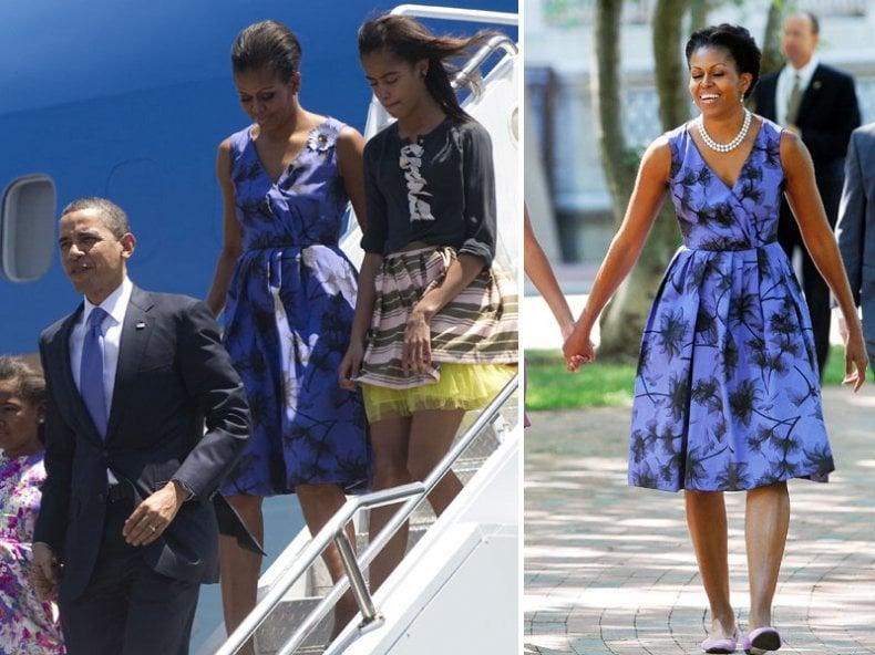 competitive price 84ea9 a13d8 Da Michelle Obama a Sophia Loren: tutte le star che ...