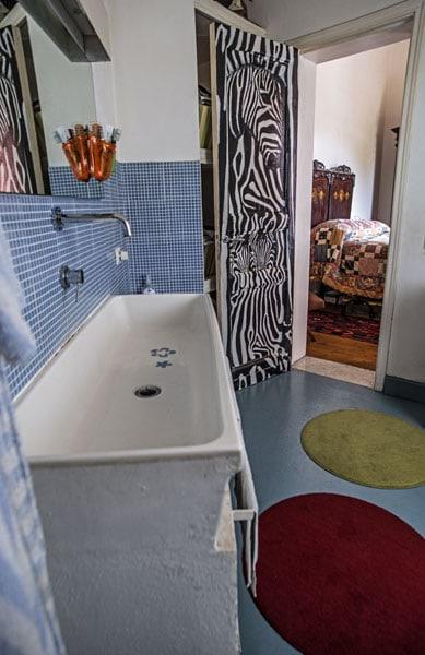 Profumi e colori della sicilia in una casa ai piedi del for Casa francese di abiti e profumi