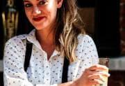 Cristina Folgore, la barlady del whisky
