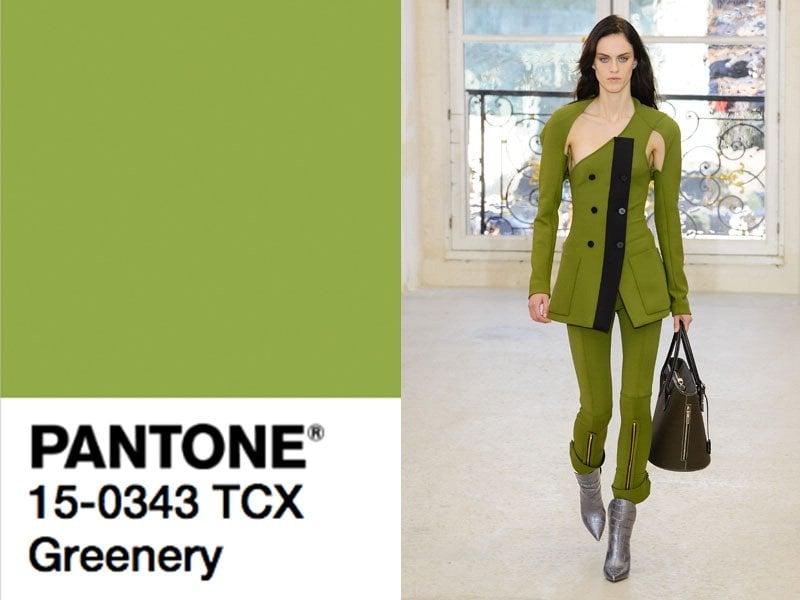 wholesale dealer 68779 82d83 Il colore dell'anno 2017 è il Greenery: parola di Pantone ...