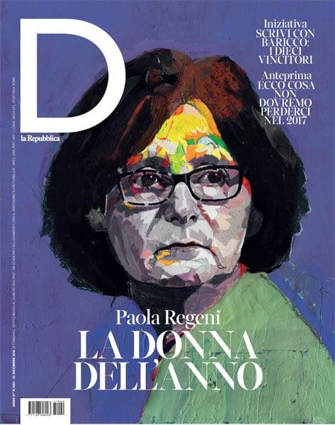 Paola Regeni è la donna dell'anno