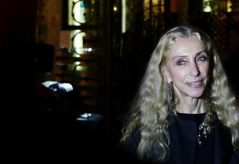 Lutto nella moda: morta Franca Sozzani