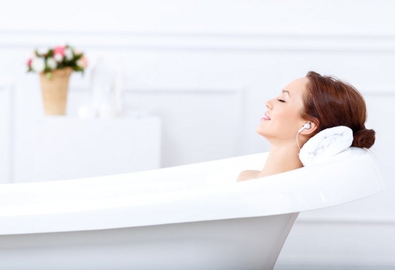 """Me time"""" con un bagno rilassante - Beauty - D.it Repubblica"""
