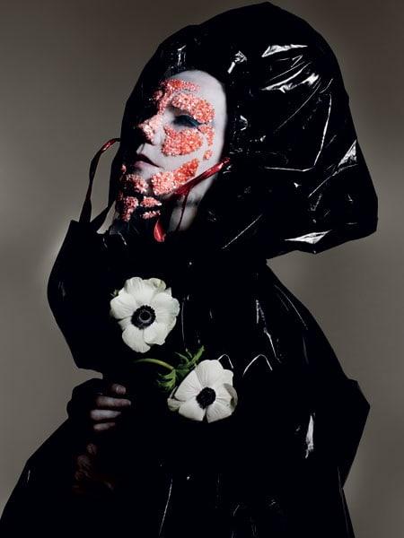 Björk Guõmundsdóttir, 51 anni, musicista e produttrice islandese. È in tour mondiale la sua mostra di video VR Björk Digital, presto anche in Italia.