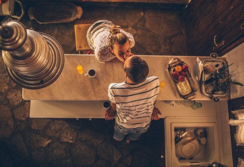 Food romance: quando il rosa entra in cucina