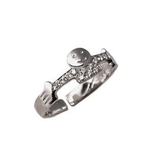L' anello 'affettuoso'