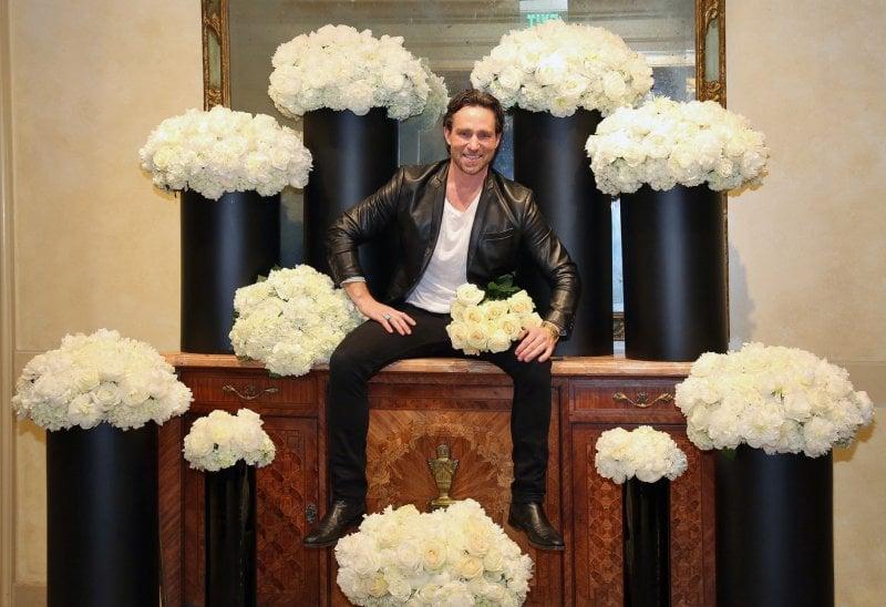Jeff Leatham: per Kim Kardashian solo peonie, Sofia Vergara ama le rose e Madonna....