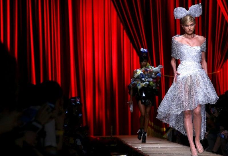 Moschino, couture alternativa