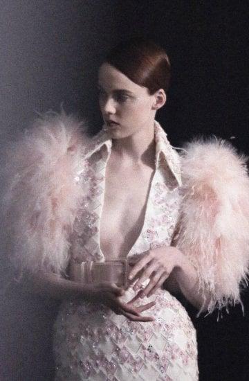 Il bon ton anni '20 di Chanel Haute Couture S/S 2017.