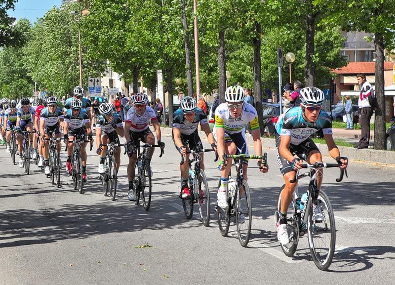 Giro D'Italia sulle strade di Alba