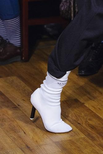 I calzini - stiletto