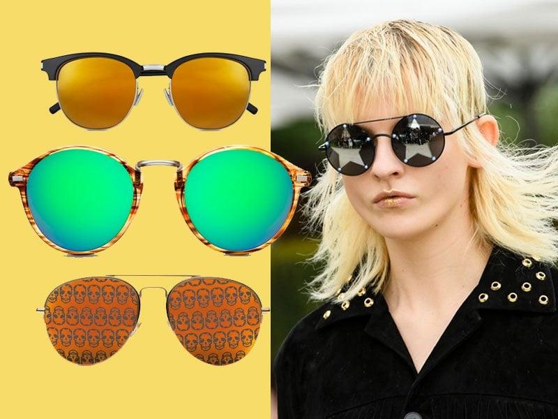 Occhiali A Specchio 15 Modelli Da Non Perdere Moda D