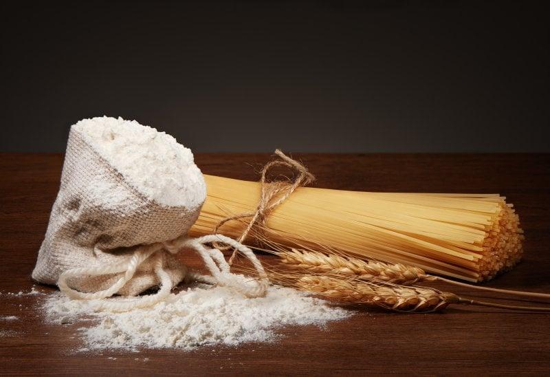 Maggio: la pasta di grano duro