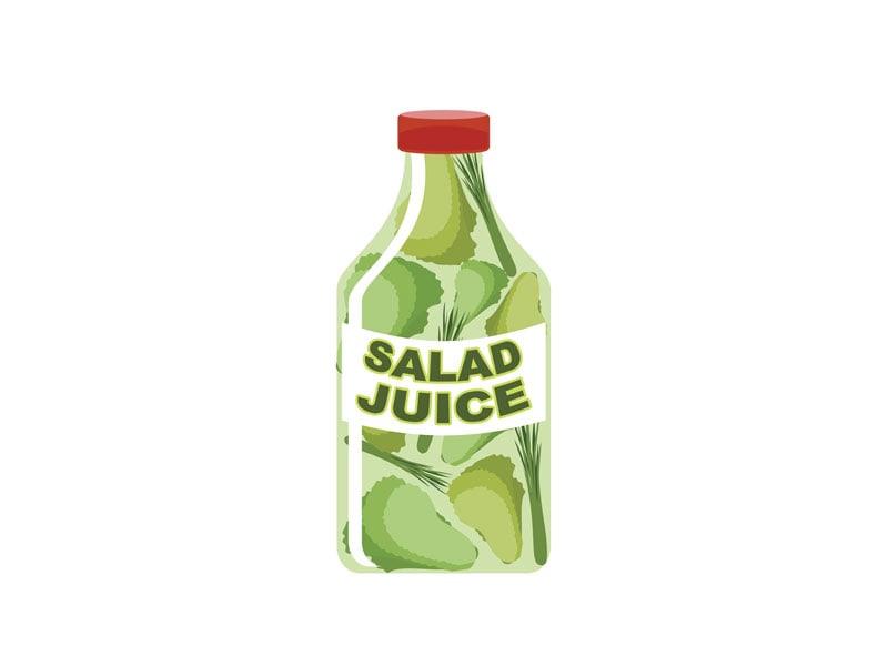 frullato dimagrante vegetale verde