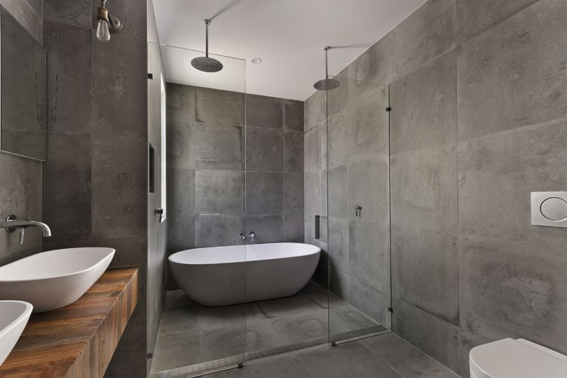 Conosciuto Come creare un bagno in perfetto stile industriale - D - la Repubblica IJ78