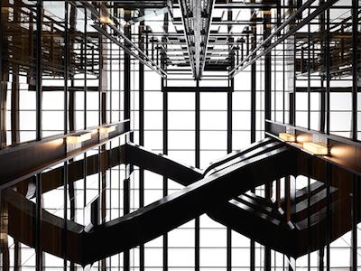Headquarter Google, 6 Pancras Square, studio AHMM