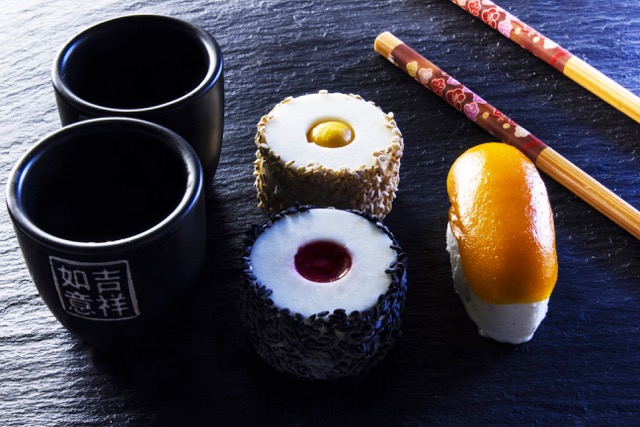 Glacé Sushi Gelato