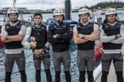 A Bermuda, con i marinai supersonici