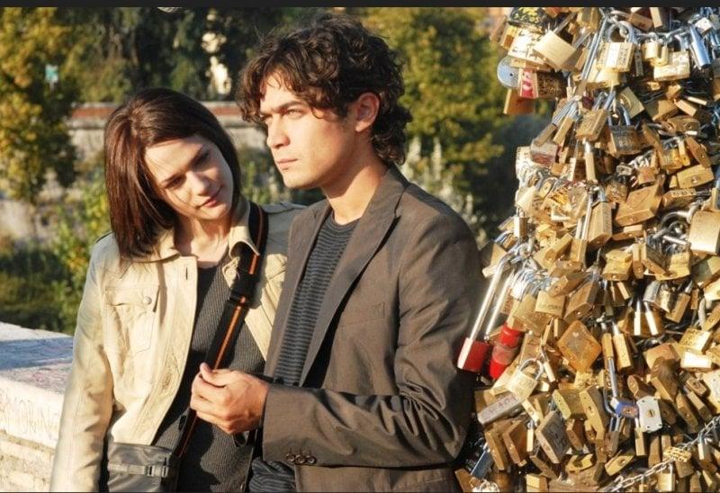 Una scena di Ho voglia di te, il seguito del film che ha trasformato Scamarcio in star delle adolescenti nel ruolo di Step. Con Laura Chiatti nel ruolo di Gin