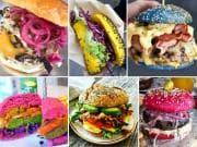 Gli hamburger più golosi e pazzi di Instagram