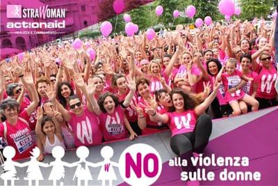 StraWoman, la corsa per dire No! alla violenza sulle donne