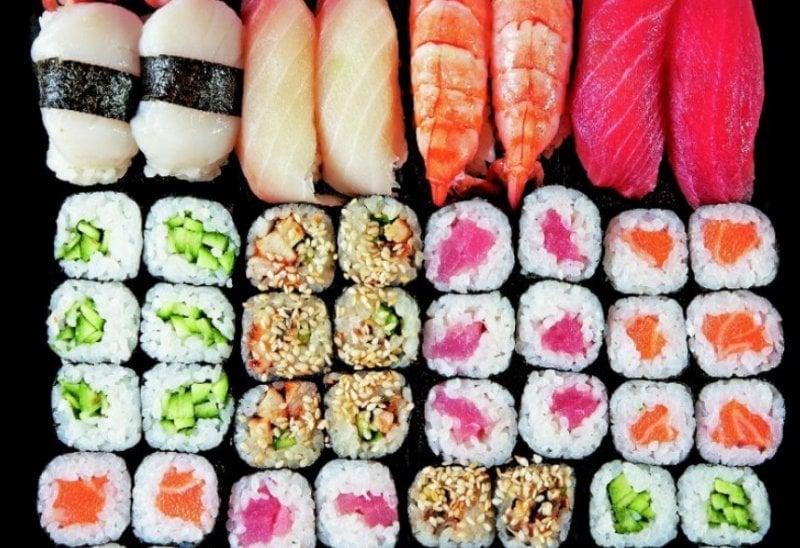 18 giugno, giornata del sushi